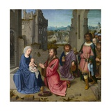 Adoration of the Kings Giclee Print by Gerard David