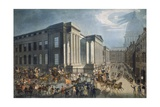 The Royal Mail Starting from the General Post Office, St Martin's Le Grand, London Giclee Print