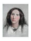 George Eliot Giclee Print