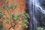 Ayers Rock Waterfall Photographic Print by Paul Souders