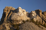 Mount Rushmore National Monument in South Dakota Photographic Print by Paul Souders