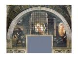 Freeing of St. Peter Reproduction procédé giclée par  Raphael