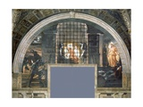 Freeing of St. Peter Giclee Print by  Raphael