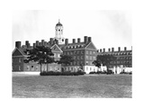 Dormitories at Harvard University Giclee Print