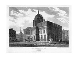 Liverpool Town Hall Giclee Print