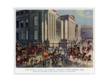 The Royal Mails at London General Post Office Giclee Print