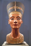 Bust of Nefertiti Photographic Print