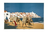 Jaffa Poster Giclee Print