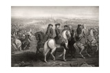 The Battle of Blenheim Giclee Print
