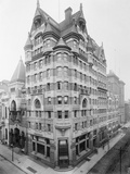 Provident Life and Trust Company Building Photographic Print