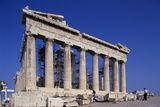 Restoration of the Parthenon Photographic Print by Paul Souders