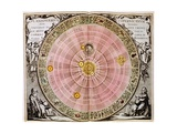 Copernican System of the Universe Giclee Print