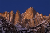 Mount Whitney Photographic Print by Paul Souders