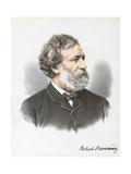 Robert Browning Giclee Print