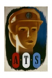 Forces Recruitment - ATS Poster Giclee Print
