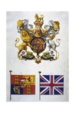 Designs Submitted for Approval to King George III of the United Kingdom Giclee Print