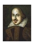 William Shakespeare Giclee Print