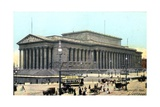 St George's Hall in Liverpool Giclee Print