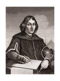 Nicolaus Copernicus Giclee Print