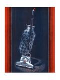 Vintage Vacuum Cleaner Giclee Print