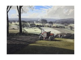 Country Scene Giclee Print