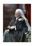 Portrait of Queen Victoria Giclee Print
