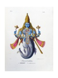 Vishnu Giclee Print