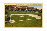 Training Field for the Chicago Cubs Giclee Print