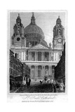 St Paul's Cathedral Giclee Print