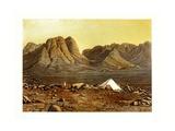 Mount Sinai Giclee Print