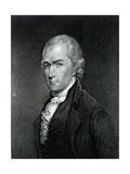 Portrait of Alexander Hamilton Giclee Print