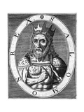 Portrait of King Solomon Giclee Print