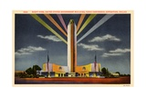 Government Building at Texas Centennial Exposition Giclee Print