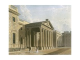 North Entrance of the Carlton House, Westminster, London Giclee Print
