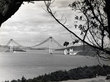General View of Golden Gate Bridge Photographic Print