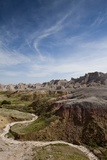 Badlands National Park in South Dakota Photographic Print by Paul Souders