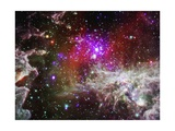 Composite Image of NGC 281 Giclee Print