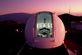 Keck Telescope at Twilight Photographic Print by Roger Ressmeyer