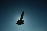 SR-71 in Flight Photographie par Roger Ressmeyer