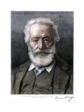 Victor Hugo Giclee Print