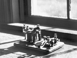 Telegraph Machine Photographic Print by Philip Gendreau