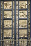 The Gates of Paradise Fotografisk tryk af Lorenzo Ghiberti