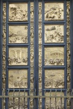 The Gates of Paradise Photographic Print by Lorenzo Ghiberti