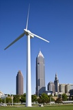 Windmill, Cleveland, Ohio Photographic Print by Paul Souders