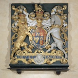 Stuart Royal Coat of Arms Photographic Print