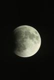 Lunar Eclipse Fotografisk tryk af Roger Ressmeyer