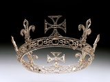 Queen Victoria's Grand or Regal Circlet Photographic Print