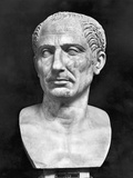 Bust of Julius Caesar Photographic Print