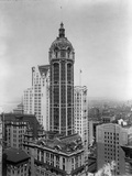 Singer Tower, New York Photographic Print by Irving Underhill
