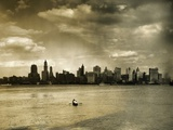 View of New York City Photographic Print